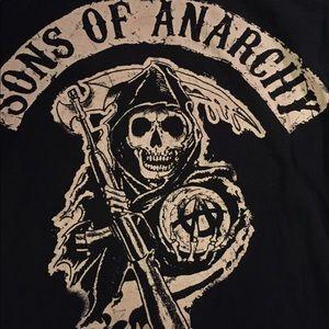 Shirts - sons of anarchy tshirt
